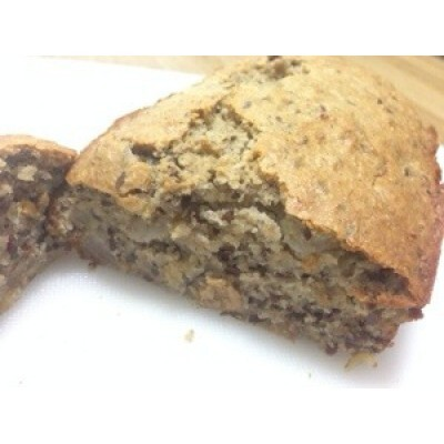 Healthy Recipe: Gluten (and Guilt) Free Banana Bread!