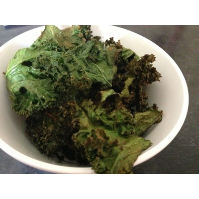 Healthy Recipe: Kale Chips