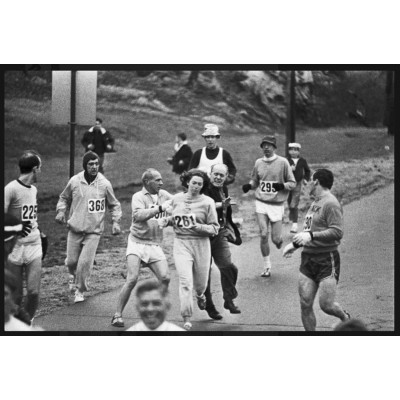 Anything Is Possible: The First Woman To Run The Boston Marathon