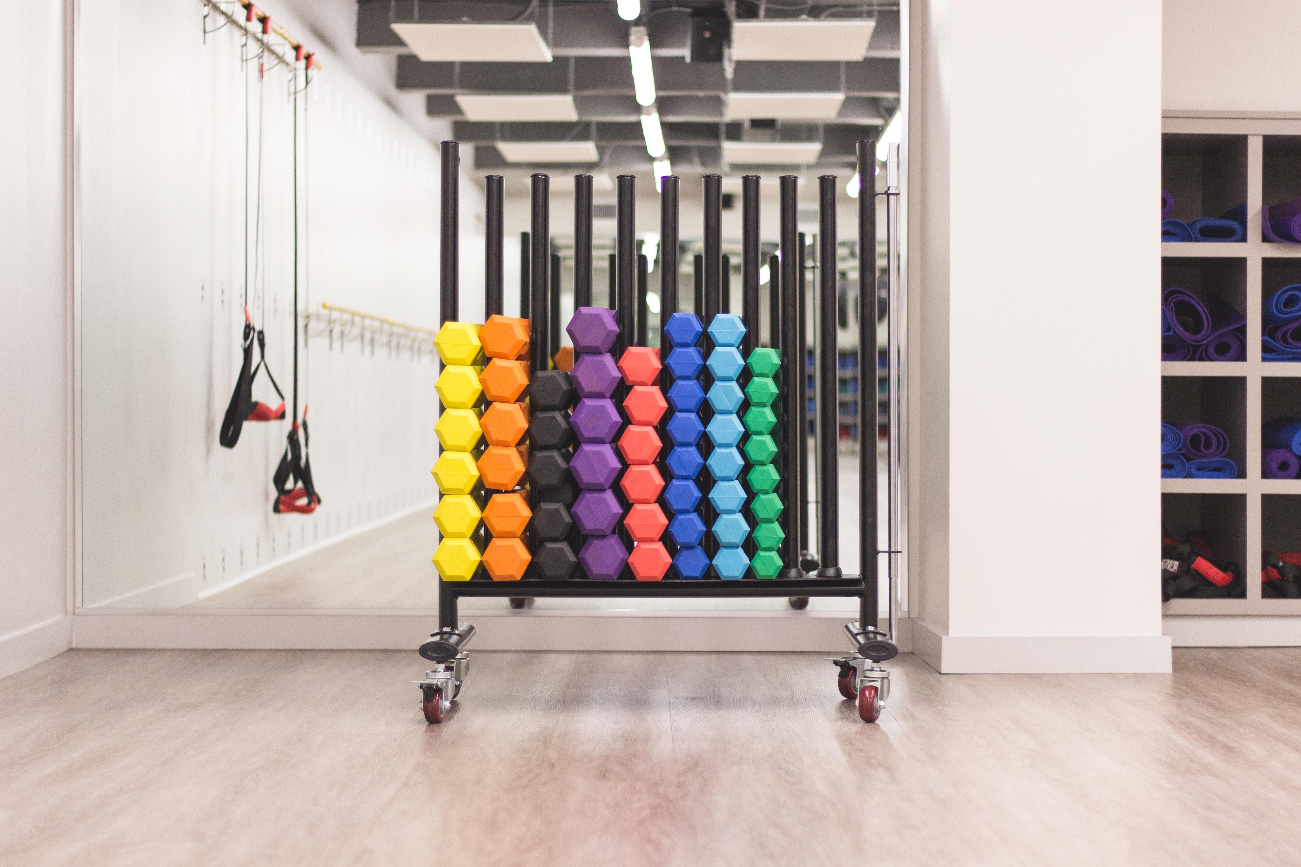 competitor fitness studios
