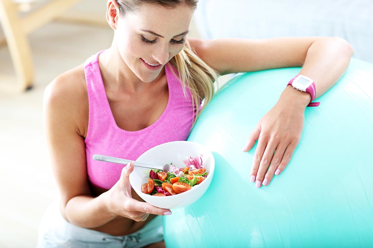 gym-food